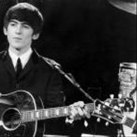 Foto do artista George Harrison