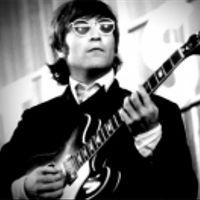 Foto do artista John Lennon