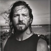 Foto do artista Eddie Vedder