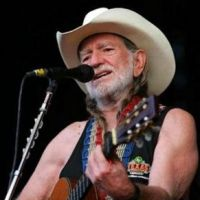 Foto do artista Willie Nelson