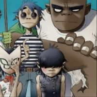 Foto do artista Gorillaz