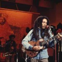Foto do artista Bob Marley