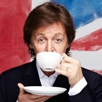 Foto do artista Paul McCartney