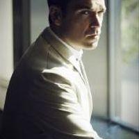 Foto do artista Robbie Williams