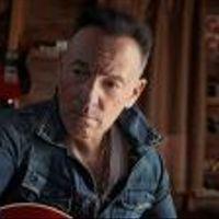 Foto do artista Bruce Springsteen