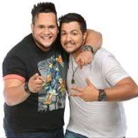 Foto do artista Zé Ricardo e Thiago