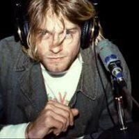 Foto del artista Kurt Cobain