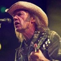 Foto do artista Neil Young