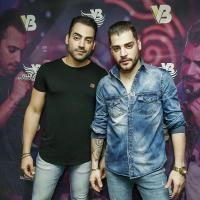 Foto do artista Guilherme e Benuto