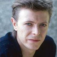 Foto do artista David Bowie