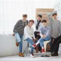 Foto do artista BTS