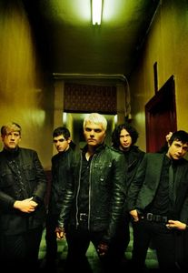 MUSICA GHOST YOU THE OF ROMANCE MY BAIXAR CHEMICAL