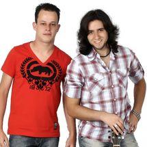 Foto de Diego e Dimas