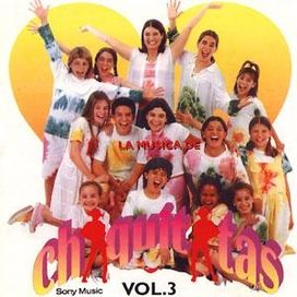 La musica de Chiquititas (Vol. 3)