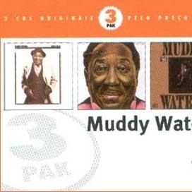 Muddy Waters - Coleção 3 Pak