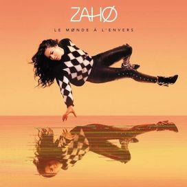 album le monde à lenvers zaho