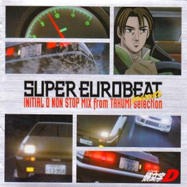 Initial D Non-stop Mix From Takumi Selection