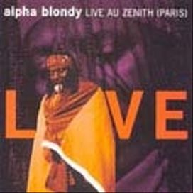 alpha blondy discografia