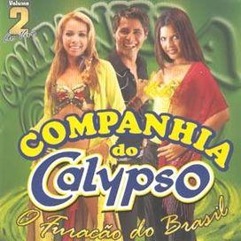 musicas da banda companhia do calypso