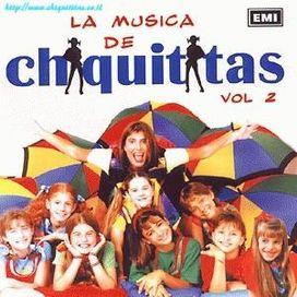 La Musica De Chiquititas Volumen 2