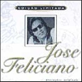 Edição Limitada: José Feliciano