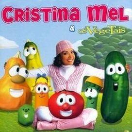 cd completo de cristina mel e os vegetais