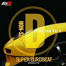 Initial D 5th Stage Non-Stop D Selection Vol. 2