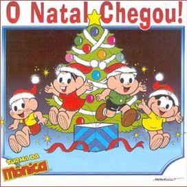 Turma Da Monica O Natal Chegou Discografia De Turma Da Monica