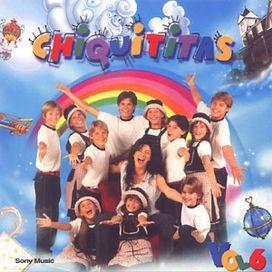 Chiquititas Vol. 6