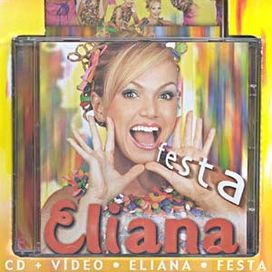 Eliana é Dez CD + VHS