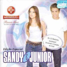 Sandy e Junior Mundial Beauty Care
