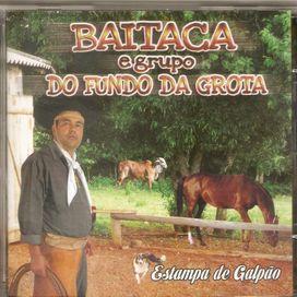 Estampa de Galpão