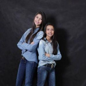 Foto de Lorena e Rafaela