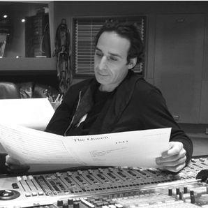 Photo of Alexandre Desplat