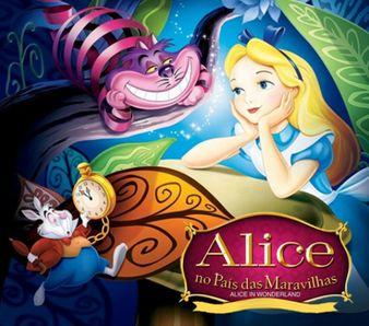 Alice No País Das Maravilhas Letrasmusbr