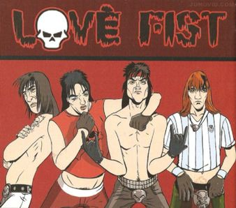 Fist fist love fury Rockstars