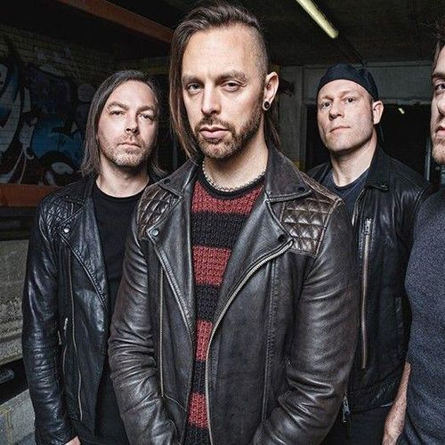 Bullet For My Valentine Cifra Club