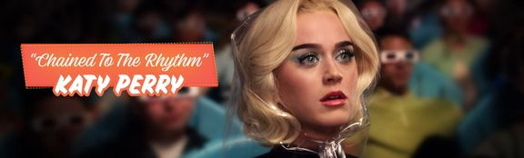 """Assista """"Chained To The Rhythm"""" - Katy Perry feat. Skip Marley ♪"""