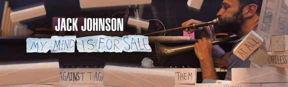 Ouça a nova música de Jack Johnson e acompanhe a letra e tradução ♪