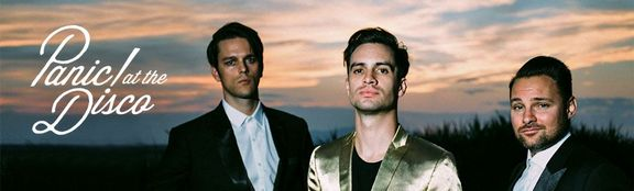Ouvir Panic! At The Disco ♪