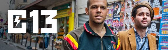 Oír Calle 13 ♪