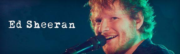 Oír Ed Sheeran ♪