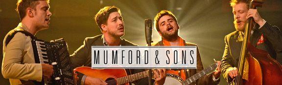 Oír Mumford & Sons ♪