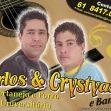 Carlos e Crystian