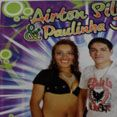 Airton Silva e Paulinha Jady