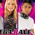 Banda MEGA RAVE e DJ Palito
