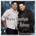 Warley Henrique e Rahony