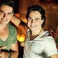 Carlos Henrique e Daniel