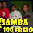 k-samba 100 freio