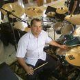 Marcos Batista,baterista,cantor e compositor